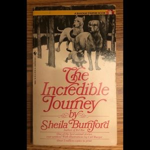 Sheila Burnford - The Incredible Journey